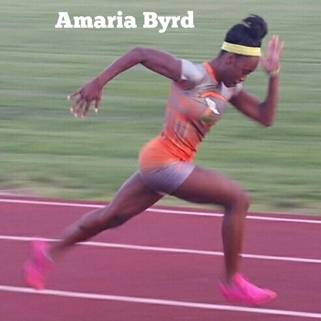 Amaria Byrd