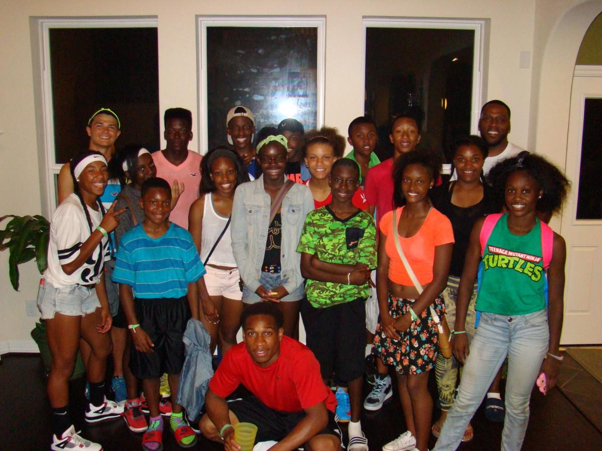 Houston Crew